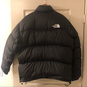 9f9ccde4a Men's North Face Black Down Jacket on Poshmark